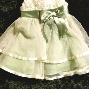 3-6 MO RARE EDITIONS FORMAL DRESS